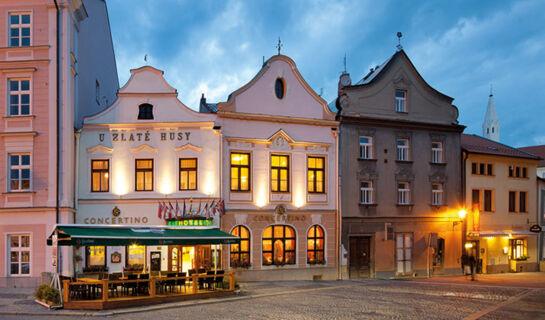OREA HOTEL CONCERTINO ZLATÁ HUSA Jindřichův Hradec