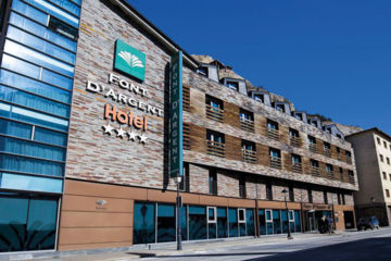 HOTEL FONT D'ARGENT CANILLO Canillo